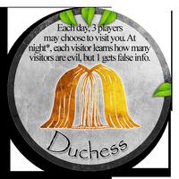 Blood on the Clocktower: duchess_token_small.png