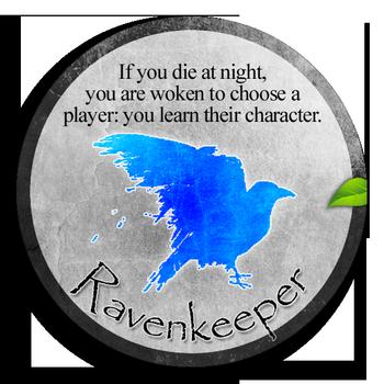 Blood on the Clocktower: ravenkeeper_token.png
