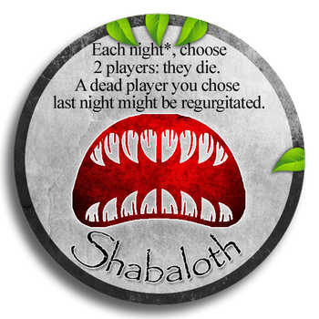 Blood on the Clocktower: shabaloth_token.png
