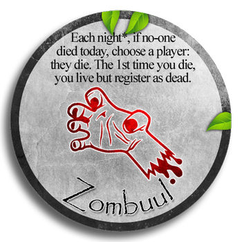 Blood on the Clocktower: zombuul_token.png